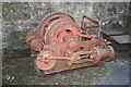 SJ3149 : Bersham Heritage Centre - steam winch by Chris Allen