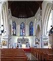N7895 : The main altar at St Mary's Catholic Church, Kingscourt by Eric Jones