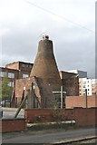SK3487 : Cementation Furnace, Doncaster Street, Shalesmoor, Sheffield - 1 by Terry Robinson