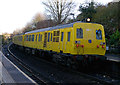 J3373 : Sandite Train, Botanic Station Belfast by Rossographer