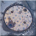J0826 : Manhole Cover, Newry by Rossographer