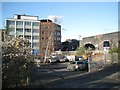 SP0687 : Unsurfaced car park between Great Charles Street Queensway and Lionel Street by Robin Stott