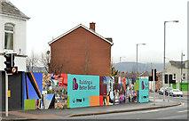 J3573 : Nos 1-21 Castlereagh Road, Belfast (4) by Albert Bridge