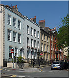 ST5672 : 1-3 Dowry Square, Bristol by Stephen Richards