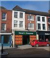 SO8932 : Stead & Simpson closing down, Tewkesbury by Jaggery