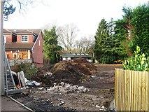 SJ8587 : Development site, Brookside Close by Alex McGregor