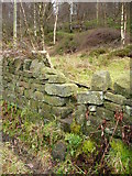 SE0023 : Stile at the bottom of Hebden Royd FP114, New Lane by Humphrey Bolton