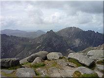 NR9743 : Cir Mhòr and Caisteal Abhail by Alan O'Dowd