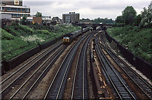 TQ2081 : Paddington Bound by Martin Addison