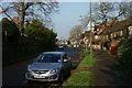 TQ2953 : School Hill, Merstham, Surrey by Peter Trimming
