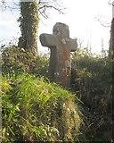 SX3257 : Carracawn Cross by Derek Harper