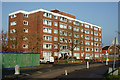 TQ2952 : Portland Drive, Merstham, Surrey by Peter Trimming