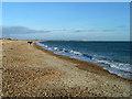 SZ6698 : Eastney Beach by Robin Webster