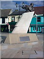 TM1644 : Monument on St.Nicholas Street by Adrian Cable