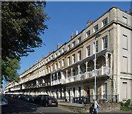 ST5672 : 1-31 Caledonia Place, Bristol by Stephen Richards