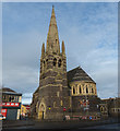 SK5805 : Former Church of St Mark in Leicester by Mat Fascione