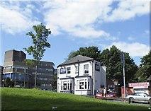 SK3487 : Star & Garter, viewed from Weston Street, Sheffield by Terry Robinson