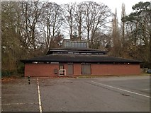 SJ8481 : Wilmslow Parish Hall by John H Darch