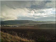 NH6454 : South towards Drumderfit Hill by Julian Paren