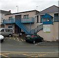 SM9005 : Cleddau Community Church, Milford Haven by Jaggery