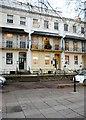 SO9422 : 107 The Promenade, Cheltenham, Glos by P L Chadwick
