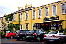 R4460 : Bunratty - Bunratty Castle Hotel & Kathleen's Bar by Joseph Mischyshyn