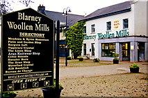R4560 : Bunratty  - Directory & Blarney Woollen Mills by Joseph Mischyshyn
