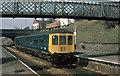 SJ8994 : Reddish North Station by Martin Addison