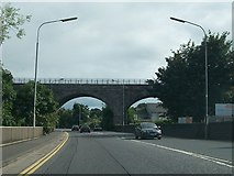 N8767 : The railway viaduct at Navan by Eric Jones