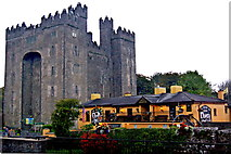 R4560 : Bunratty - 15th Century Bunratty Castle & Durty Nelly's Pub by Joseph Mischyshyn