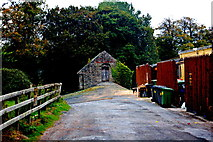 R4460 : Bunratty - Access Road to Derelict Bunratty Church & Graveyard by Joseph Mischyshyn