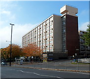 ST5872 : Waring House,  Redcliffe Bristol by Jaggery