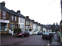 TQ7369 : Cromer Road, Strood by Chris Whippet
