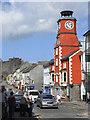 SM9801 : Main Street, Pembroke by Chris Allen