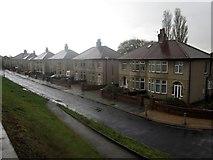 SD4464 : Houses on Burlington Grove, Morecambe by Graham Robson