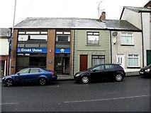 H6357 : Credit Union / B Kerr, Ballygawley by Kenneth  Allen