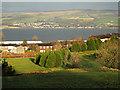 NS3273 : Port Glasgow Golf Club by Thomas Nugent