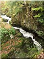 NY4020 : Cascade on Aira Beck by Graham Robson