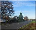 TL4747 : Duxford Road, Whittlesford by John Sutton