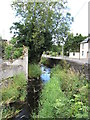 H6203 : Stream flowing through Canningstown by Eric Jones