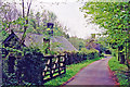 ST6047 : Masbury: site/remains of former station, 2001 by Ben Brooksbank