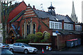 TQ2889 : Old Chapel Place, Muswell Hill by Julian Osley
