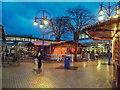 SD8010 : Christmas at Bury Market by David Dixon