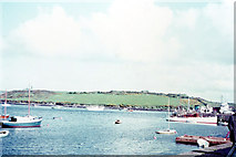 W6449 : Pier at Kinsale by M O'Sullivan