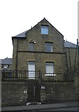 SK3487 : Caretaker's House (former) at Netherthorpe Primary School, Dover Street, Netherthorpe, Sheffield - 2 by Terry Robinson