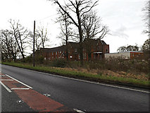 TL2359 : Eltisley Manor Nursing Home by Adrian Cable