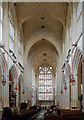 ST7564 : The Nave, Bath Abbey by Julian P Guffogg