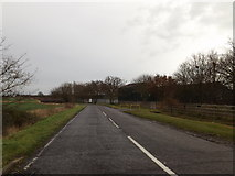 TL2460 : Toseland Road, Croxton by Adrian Cable