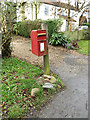 TL2462 : Toseland Postbox by Adrian Cable