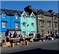 SH7400 : Outdoor market in Machynlleth by Jaggery